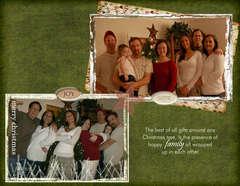 December 2008 Calendar