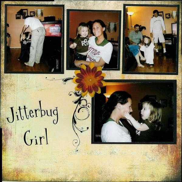 Jitterbug Girl