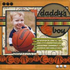 Daddy's Boy { Brand New Queen and Company}