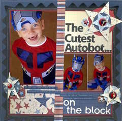 The Cutest Autobot On The Block!