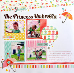 The Princess Umbrella