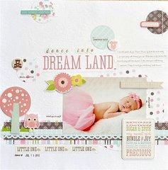 Dance Into Dream Land
