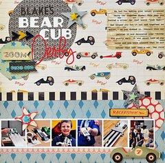 Blake's Bear Cub Derby