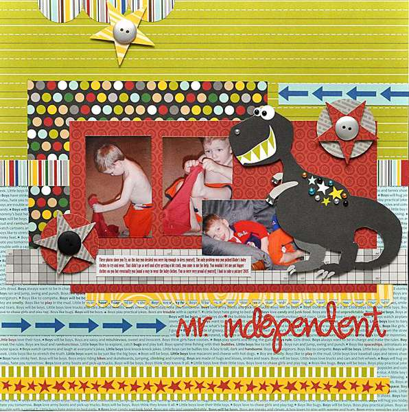 Mr. Independent