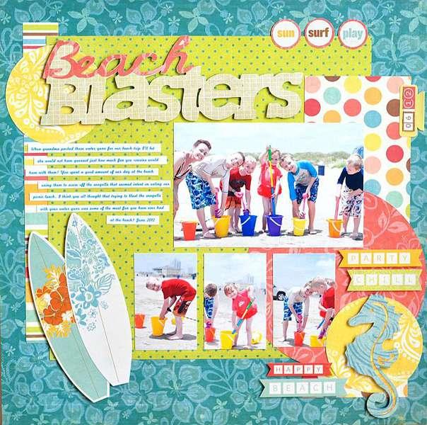 Beach Blasters