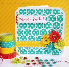 Thanks a Bunch Card