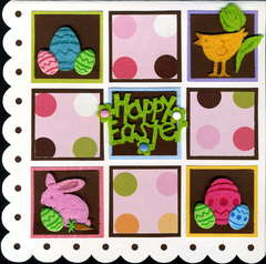 Happy Easter {New Queen and Company}