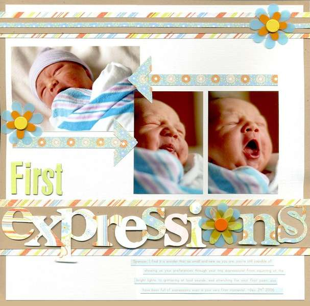 First Expressions