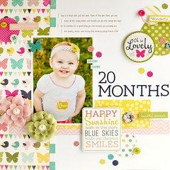 20 Months *My Creative Scrapbook Kits*