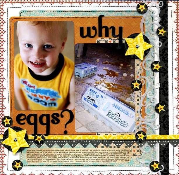 Why Eggs?