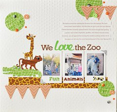 We Love The Zoo