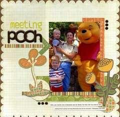 Meeting Pooh