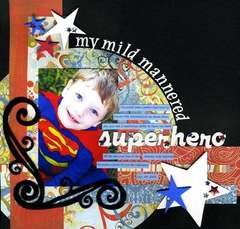 My Mild Mannered Superhero