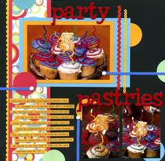 Party Pastries
