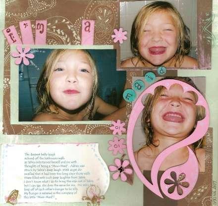 "I'm a ""Moo-Maid"":September Multiple Pics challenge"