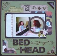 Little Miss Bed Head