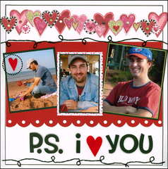P.S. I {love} you