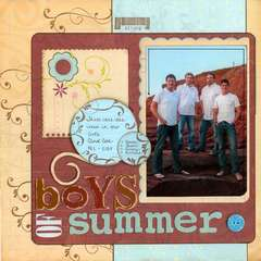 * boys of summer *