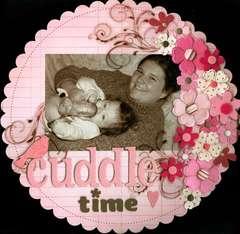 * cuddle time *