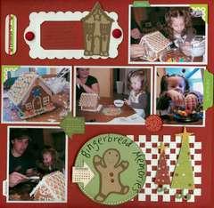 * Gingerbread Memories *