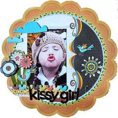 kissy girl