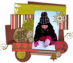 Snow Much Fun *Upsy Daisy Designs*