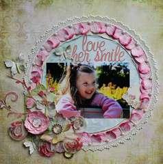 Love Her Smile ***PRIMA***