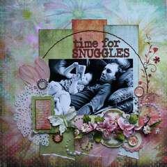 time for snuggles ***Prima***
