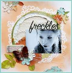 Tiny Freckles