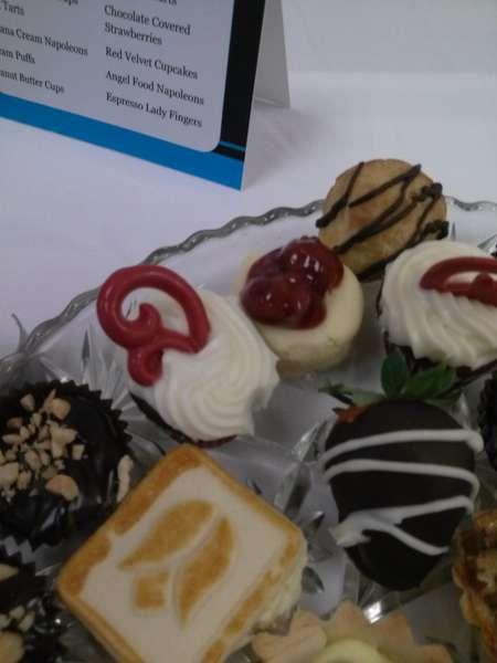 Silent Auction Desserts