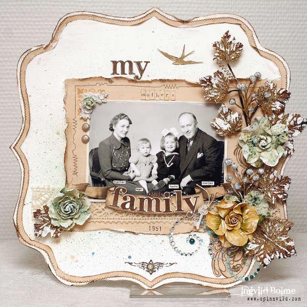 My Mother's Family *Swirlydoos*
