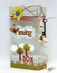 Saving Box ***Prima Road Trip Collection***