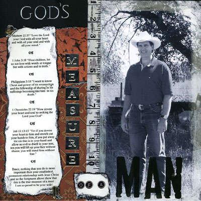 God's Measure of a Man