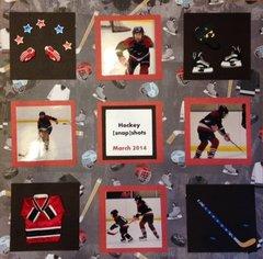 Hockey [snap]shots