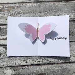 Sending Butterfly Wishes