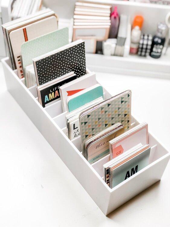 Scrapbook.com Ink Pad Storage