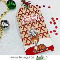 Christmas Cheer Tag