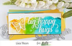 Big Happy Hugs Slimline