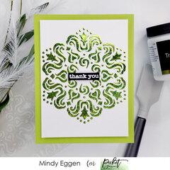 Green Fleur Di Lis