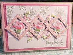 Blooming Birthday