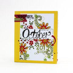 My October Bullet Journal