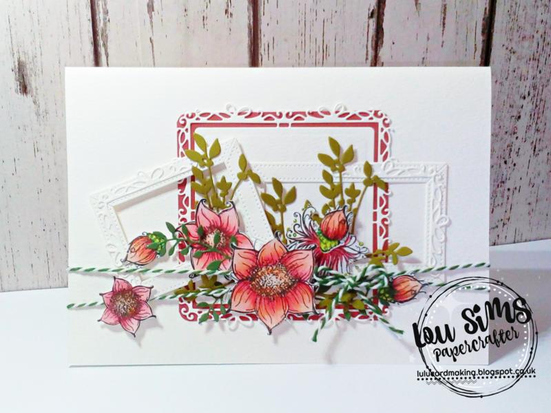 """""""Eleganza"""" Flower Bouquet"""