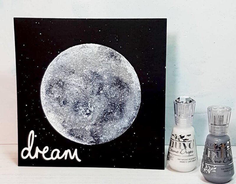 Dream with Nuvo Stone Drops