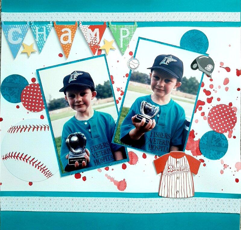 Youth League Baseball 2001 - 2 of 2