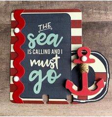 The Sea Is Calling MemoryDex Card