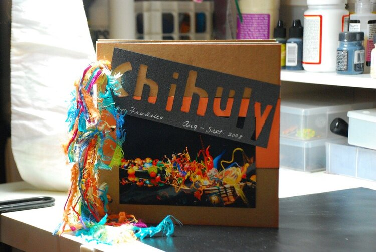 Chihuly museum book