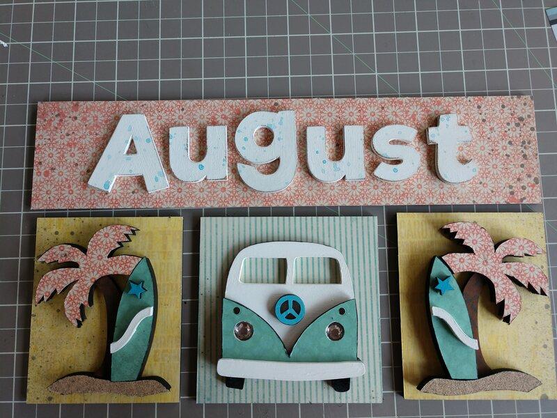 Foundations Calendar August
