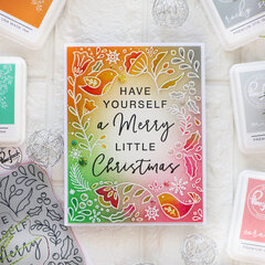 Merry Little Christmas - Pinkfresh Studio
