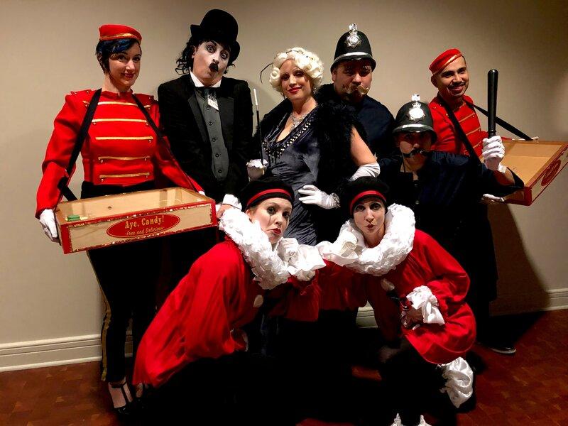 Prohibition Crew