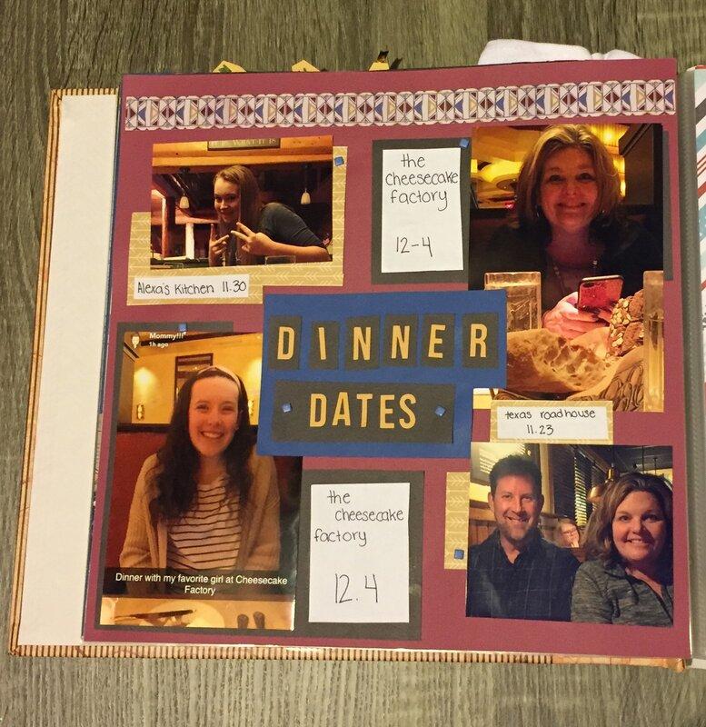 Misc. Dinner Dates